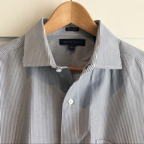 Tommy Hilfiger Other - Tommy Hilfiger striped button down top